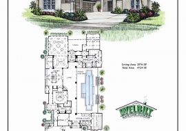 2010 Parade of Homes Rendition