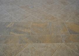13 Living Floor Detail
