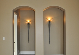 18 Arched Openings to Other Rooms