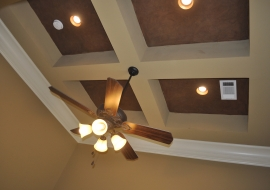 20 Study Coffered Ceiling