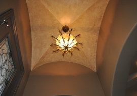 02 Foyer Ceiling