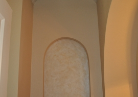 13 -Guest Bath Niche