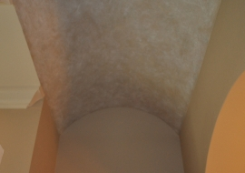 14 - Guest Bath Ceiling
