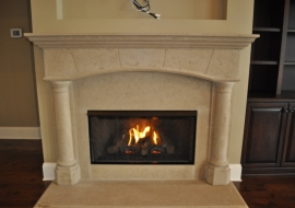 12 - Fireplace