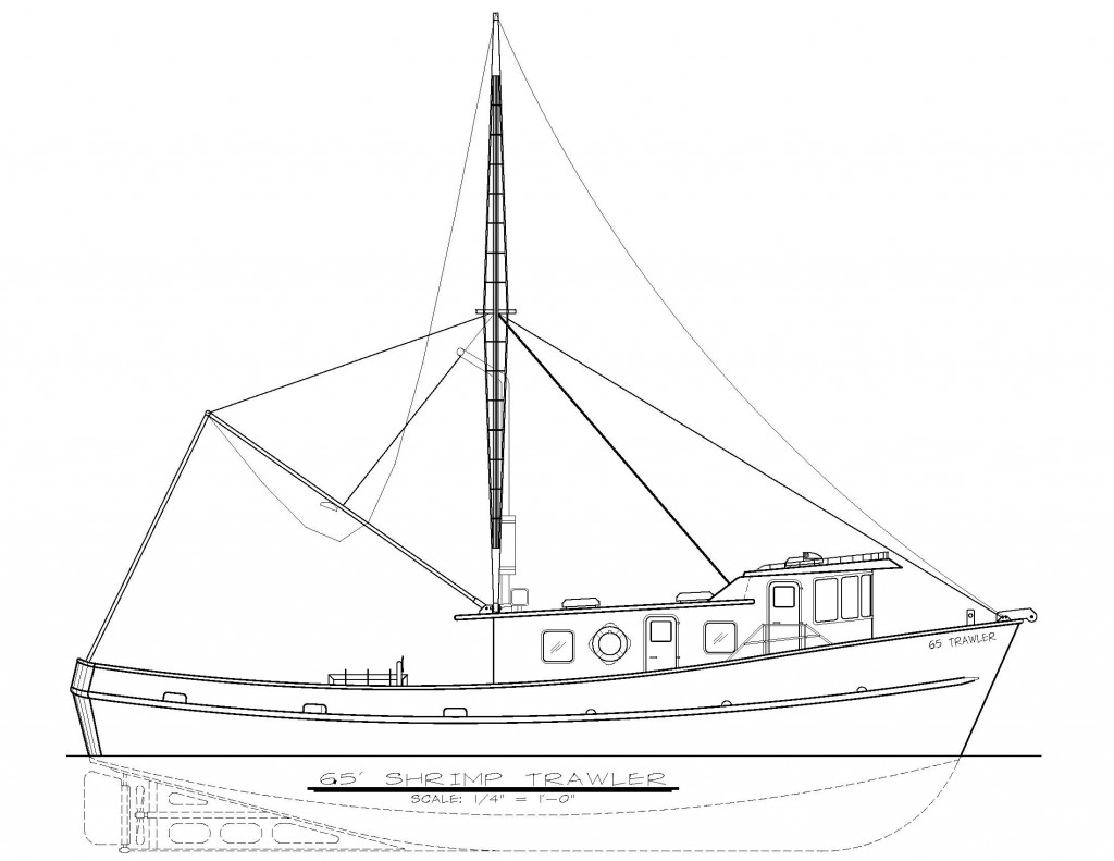 Shrimp Boat Plans | Welbilt Custom Homes