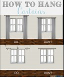 Howtohangcurtains