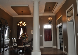 02 Dining Room and Foyer