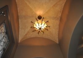 02 Foyer Ceiling