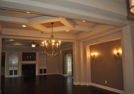 06 Dining Room to Living Room