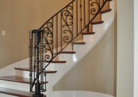 05 - Stair Ironwork